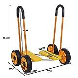 WYX Sensorische Trainingsgeräte Balance Fahrrad Kinder Kindergarten Balance Auto Laufband Outdoor...