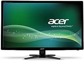 Acer G246HLBbid 61 cm (24 Zoll) TFT-Monitor (VGA, DVI, HDMI, 2 ms Reaktionszeit) schwarz
