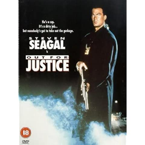 Out For Justice [DVD] [1991] by Steven Seagal