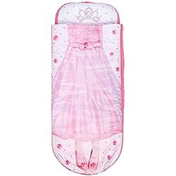 Je suis une princesse - Lit junior ReadyBed - lit d'appoint pour enfants avec couette intégrée