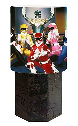 Abat jour nero Power Rangers 2