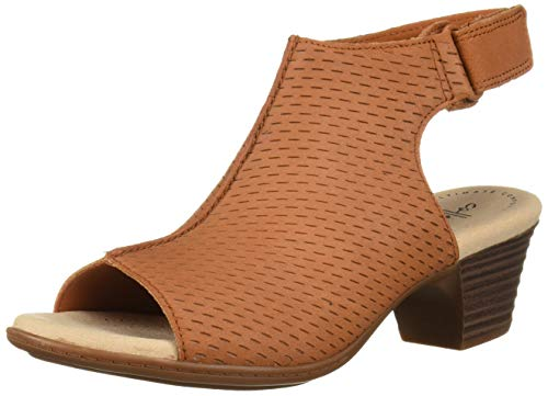 CLARKS Women's Valarie James Heeled Sandal