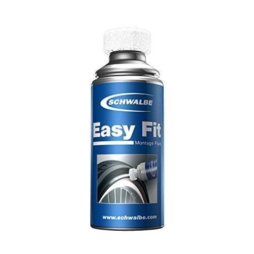 Schwalbe Easy Fit-Montage-Fluid 50 ml Fahrradzubehör, blau, 3 x 3 x 10.5 cm