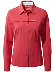 Craghoppers NosiLife Pro Langarm Bluse Women - Outdoorbluse