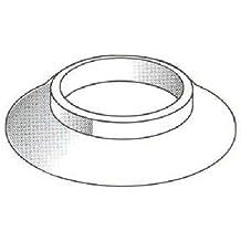 Embellecedor rigido para chimenea caldera gas estanca/condens100mm