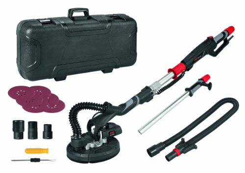 Skil Masters Langhals- Trockenbauschleifer 7520 MA (600W, Ø225 mm, +4m Saugschlauch, +6 Schleifblätter, +3 Staubsaugadapter, +Koffer)