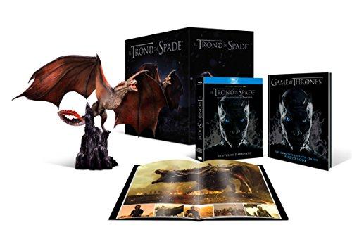 Il Trono di Spade - Stagione 7 (Blu-Ray + Action Figure + Photo Book) (Esclusiva Amazon)