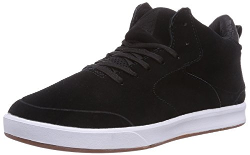 Globe Abyss, Sneakers Basses Adulte Mixte Noir (black/white 10046)