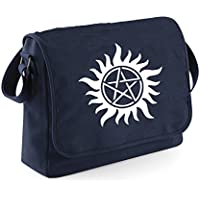 Sac messenger Supernatural - piège anti démons - winchesters