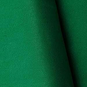 Feutrine à la coupe - Vert - Largeur 180cm - Longueur à la coupe par 20cm