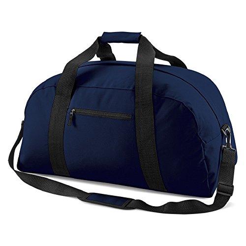 Bag base - sac de sport / voyage 48 L - BG22 - CLASSIC HOLDALL - coloris bleu marine