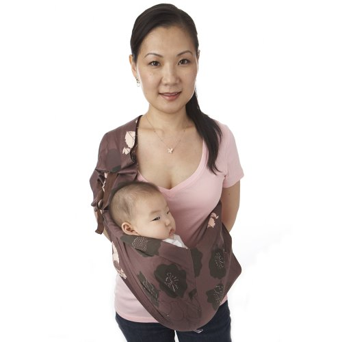 012939e8904 Hotslings Adjustable Pouch Baby Carrier Printed Flowers
