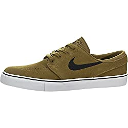 Nike Sb Men Shoes Sneakers Sb Zoom Stefan Janoski Beige 44