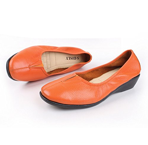 XTIAN - Low-top Donna Orange