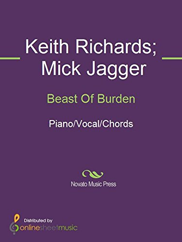 Beast Of Burden eBook: Bette Midler, Keith Richards, Mick Jagger ...