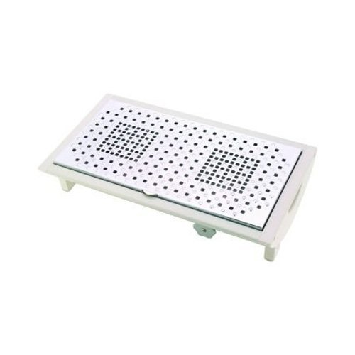 Judge Double Food Warmer, White