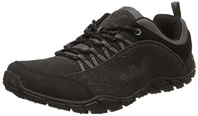 Wildcraft Men's Grey Trekking and Hiking Boots - 8 UK/India (42 EU)