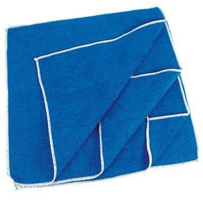 MF Cloth Microfasertuch - Poliertuch blau 40 x 40cm