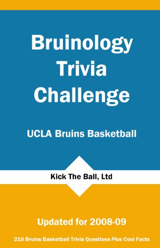 Bruinology Trivia Challenge: UCLA Bruins Basketball