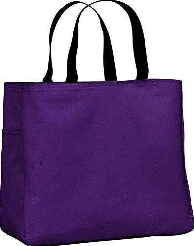 Port & Company - Sacchetto donna Viola (viola)