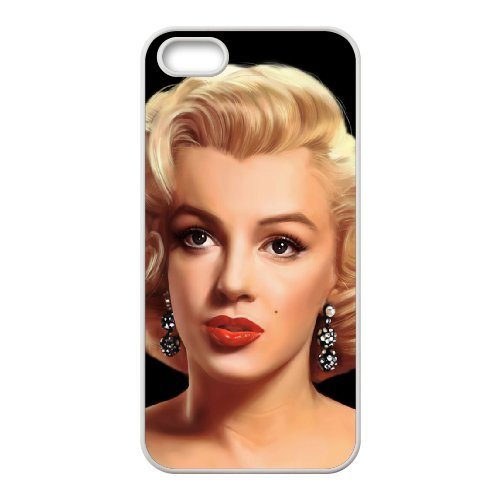 LP-LG Phone Case Of Marilyn Monroe For iPhone 5,5S [Pattern-6] Pattern-4