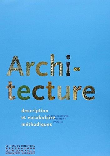 Architecture par Jean-marie Perouse de montclos