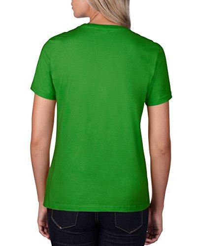 Anvil -  T-shirt - Donna Green Apple