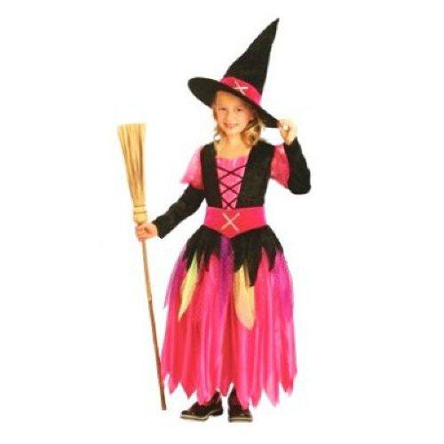 Boland 86951 - Kinder-Kostüm Pretty Witch, Größe (Pretty Kostüme Kind Witch)