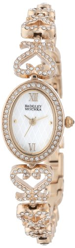 badgley-mischka-womens-ba-1304wmgb-swarovski-crystal-accented-bracelet-watch