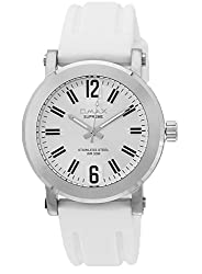 OMAX Analog White Dial Mens Watch - SS212
