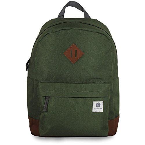 Ridgebake zaino caso FLAIR OLIVE verde Cordura Uomo Donna Bambini Laptop Backpack