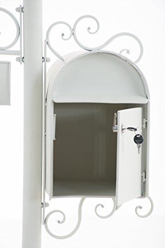 CLP Nostalgie Design Stand-Briefkasten Charlize - 4