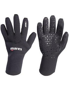 Mares Flexa Classic 3 mm - Guantes de buceo unisex, color negro, talla L