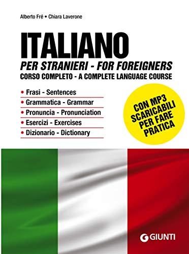 Italiano per stranieri. Corso completo: Con MP3 (Italian Edition ...