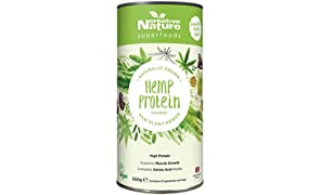 Creative Nature Hemp Protein Powder 300 G