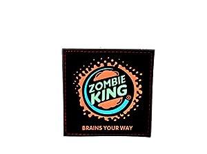 Etiquette Airsoft PVC Zombie King Brains Your Way