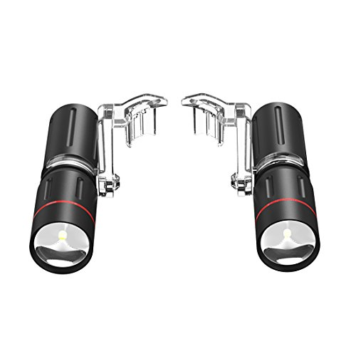Scheinwerfer für DJI, Vicoki PGYTECH LED Zoom Navigationslicht Scheinwerfer für DJI Phantom 4/4 Pro/4 Pro + Drone