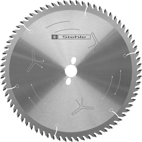 HW STEHLE (HM) TFP - HOJA CIRCULAR PARA SIERRA CIRCULAR (DENTADO PLANO TRAPEZOIDAL)