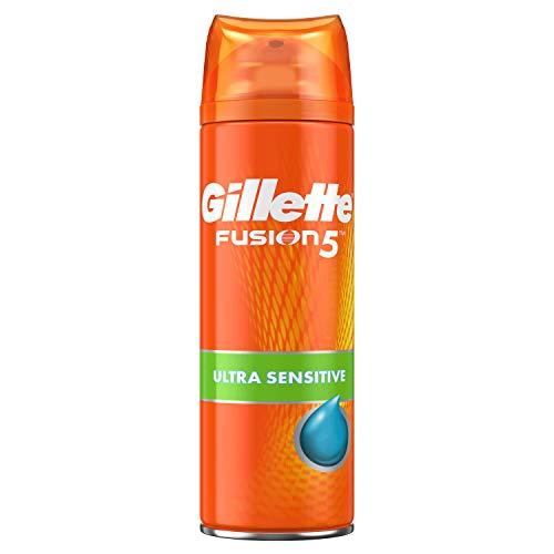 Gillette Fusion5 Ultra Sensitive Gel - 200 ml