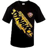SG Dynamo Dresden T-Shirt Style schwarz