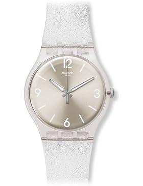 Swatch Damen-Armbanduhr SUOK112