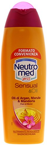 Neutromed Bagno Sensual & Oil Ml.750