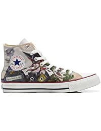 mys Converse All Star Customized - zapatos personalizados (Producto Artesano) Cartoon Old S