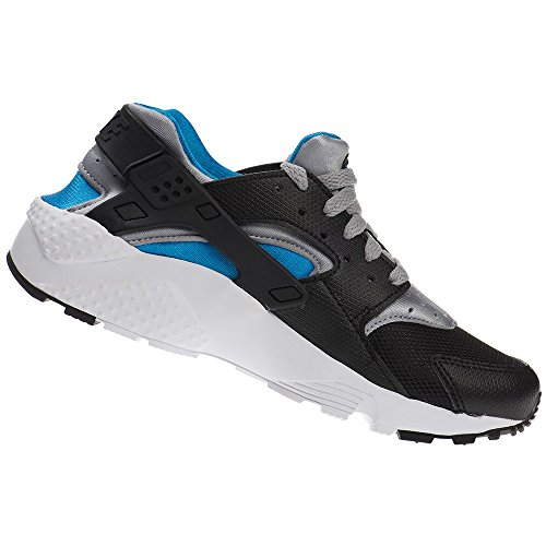 Nike Black / Photo Blue-Wlf Gry-White, Scarpe da Corsa Bambino Nero (Black / Foto Blu-Wlf Gry-White)