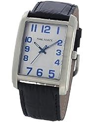 TIME FORCE TF4057M12 RELOJ CABALLERO ACERO CORREA SUMERGIBLE 50M