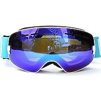 PhantomSky Kreative UV400 Schutz Anti-Fog-Radsport Sport Ski-Schneebrillen #3 - Pro-Design für Outdoor-Aktivitäten peGKug4