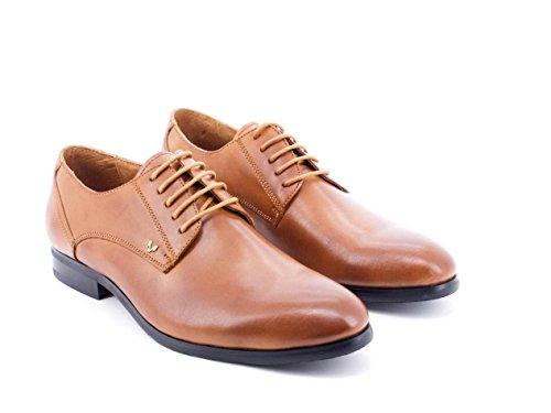 373-0408PYX Skin Chaussure Martinelli Dark Brown Marron
