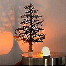CLCJW Iluminación creativa,1 batería de luz de noche modo random luz proyector doméstico lámpara creativa canción noche