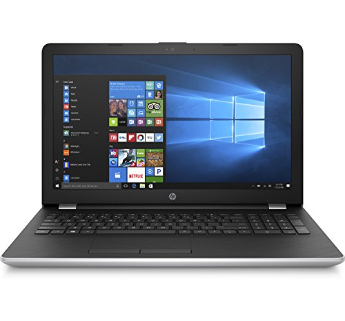 HP 15G-BR106TX FHD Anti-Glare Display 15.6 Inch Laptop (8th Gen Intel i5-8250U/8GB DDR4/2TB HDD/AMD 4GB Graphics/Win 10/Backlit keyboard/MS Office Home and Student 2016)Natural Silver