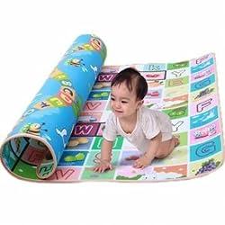 200x180cm Baby-Kind-Kleinkind-Öko-Crawl Mat Spielen Teppich Spielmatte